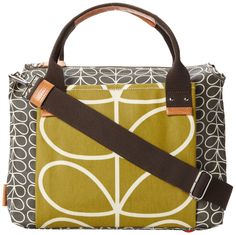Orla Kiely  Handbag, sac à main femme