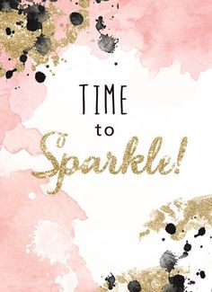 Time to Sparkle! Because it's your birthday! 40th Birthday Quotes, Birthday Quotes For Daughter, Valentines Day Birthday, Birthday Gifts For Girlfriend, Birthday Gift For Him, It's Your Birthday, Birthday Wishes, Birthday Cards, Happy Birthday Sparkle
