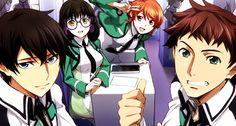 Mahouka Koukou no Rettousei – keinen deutschen Sub mehr bei Crunchyroll… 2014 Anime, Mahouka Koukou No Rettousei, Japanese Video Games, Black Bullet, Video Game Anime, Light Novel, Me Me Me Anime, Anime Manga, Memes