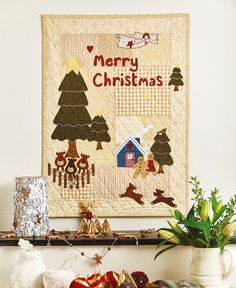 Free printable christmas sewing patterns applique quilt