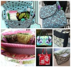 The best free diaper bag patterns
