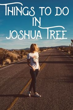 So ready for joshua tree! Things to do in Joshua Tree Palm Springs California, California Camping, California Dreamin', Parc National, National Parks, Bethany Young, Travel Inspiration, Travel Ideas, Travel Tips