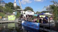 Olympiapark Sommerfest - impark15 Sommerfestival München. Volksfest vom ...