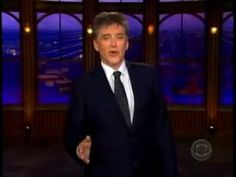 My favorite late night talk show host ... 20 years sober on February 18th, 2012. Absolutely priceless and a testament to overcoming tough times.