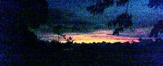 when dawn at Uma Nandhi at Bresela vilages Ubud Bali +6287761024885