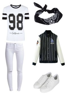 """Exo - Love Me Right (150606 performance)"" by clemerina ❤ liked on Polyvore featuring ONLY, Topshop, ASOS, women's clothing, women's fashion, women, female, woman, misses and juniors"