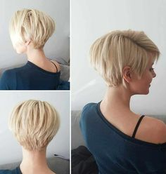 Pin On Short Hair Cuts New Trendy Pixie Hairstyles 2020 Top 12 Short Bob Short Layer 50 New Short Bob Cuts And Pixie Haircuts For 2020 Short Hair Models 23 Best Photos Of Short Haircuts, Oval Face Haircuts, Blonde Haircuts, Bob Haircuts For Women, Wavy Bob Hairstyles, Short Bob Haircuts, Summer Haircuts, Latest Hairstyles, Girl Hairstyles