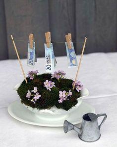 Selbermacher: Originelle Geldgeschenke zur Hochzeit - Selbermachen