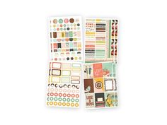 Simple Stories The Reset Girl Planner Basics Stickers