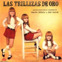 Las trillizas de oro...  We used to watch this show when visiting The Argentina Family...  History, Culture and Tradition; in keeping with my story http://www.amazon.com/With-Love-The-Argentina-Family/dp/1478205458