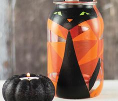 Halloween Craft Ideas.