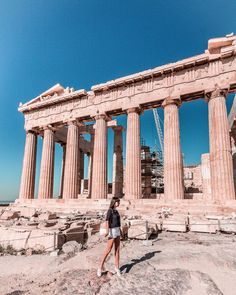 Athens, Greece - Photography guide to the city I have always wanted to visit Athens, and although I kept returning to Greece time after time, I was not able to make it to Athens until now. As a little girl I traveled with my family to many resorts … Greece Photography, Photography Guide, Travel Photography, Light Photography, Cool Places To Visit, Places To Travel, Travel Destinations, Places To Go, Greece Destinations