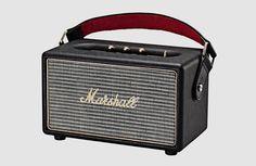 Marshall Kilburn: Portable Bluetooth Speaker
