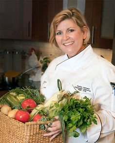 Chef Carrie Hegnauer
