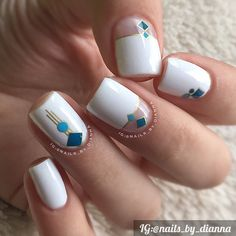 Instagram photo by @ nails_by_dianna  #nail #nails #nailart