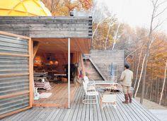 Weekend Cabin: Kawakami, Japan