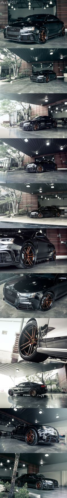 Someone pinned this saying this Audi would be an RS7... I just had to repin it to clarify that this isnt true, its an RS5..!
