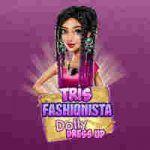 Tris Fashionista Dolly;Sei un vero fashionista? Dimostra la tua abilità di stile e aiutare Tris trovare l'abito perfetto!
