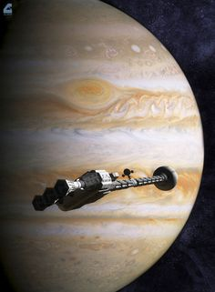 Before Jupiter's Throne by Rob-Caswell on deviantART #discovery #2001
