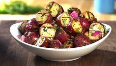 Grill your potato salad? Yes, you can.   Shine Food - Yahoo! Shine