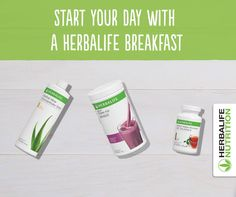 How was your Herbalife Breakfast this morning?