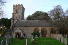 St Gluvias Church, Penryn, Cornwall