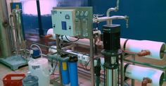 -> Instalación Osmosis Inversa Embotelladora de Buenos Aires