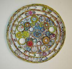 Mandala  é uma palavra sânscrita e significa Círculo.  Se observarmos a natureza, vamos encontrar várias mandalas: as sementes, os planetas,...
