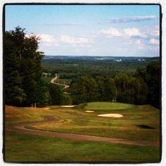 Peek'n Peak Upper Golf Course in Findley Lake, NY