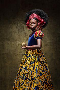Blue Eyed Girls, Black Girls, Black Girl Photo, Moda Afro, African Princess, Black Royalty, Princess Photo, Young Black, African Culture
