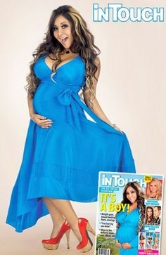 Snooki Talks Pregnancy Diet And Fears Having Three-Legged Baby