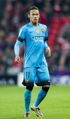 Neymar Photos - Athletic Club de Bilbao v FC Barcelona - Copa del Rey: Quarter Final - Zimbio