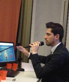 Luis Miguel Alvarez Fresno, docente di Social Media for Business e Social Relationship Management