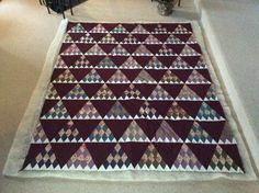 Tæppe til Marianne Bohemian Rug, Quilts, Rugs, Home Decor, Farmhouse Rugs, Decoration Home, Room Decor, Quilt Sets, Log Cabin Quilts