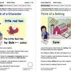 This lesson builds creative writing skills by modeling how to brainstorm, write, revise, edit, and share a story. In 24 pages, the child will • cho...