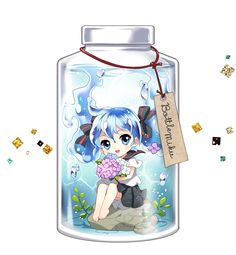 Bottle Miku