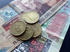 Uruguay pesos