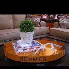 Hermes tray of my dreams x