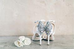 Classic wedding shoe