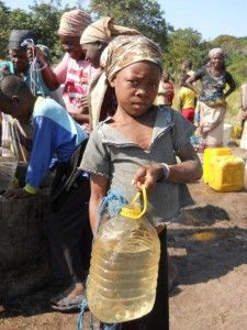 Read the story of how P and World Vision are bringing clean water to Mozambique.