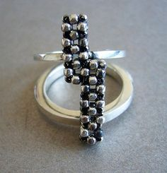 Towerberry #silver sew ring www.facebook.pl/agmakow