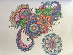 Paisley Coloring Book Vol 2 By Brynn Summers You Can Find These Books At Amazon Hobby LobbyLobbiesColoring