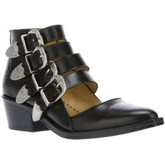 TOGA PULLA 'Pulla' ankle boot found on Polyvore