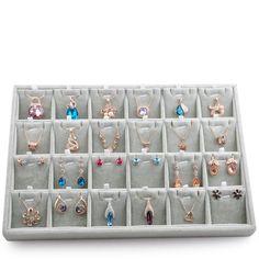 Fashion jewelry Accessories box plate stud earring earrings storage