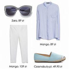 5 stylizacji z espadrylami #espadriller #espadryle #buty #shoes #wiosna #lato #moda #fashion #fastionser #set
