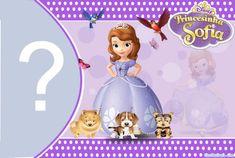 Princess Sofia Invitations, Birthday Invitations, Tarpaulin Design, Princesa Sophia, Sofia The First Birthday Party, Princess Peach, Disney Princess, First Birthdays, Cinderella