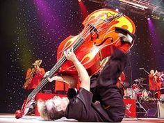 Lee Rocker (Stray Cats)- Profil de musicien