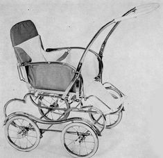 Time Images, Dolls Prams, Baby Carriage, Something Old, Historian, Back In The Day, Kids And Parenting, Childhood Memories, Baby Strollers