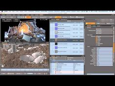 ▶ Substance in modo - Tutorial part 1 - YouTube