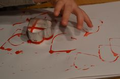 Simple Fun for Kids: Cookie Cutter Hearts for Valentine's Day or just for fun!